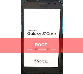 Samsung Galaxy J7 Core (SM-J701F/DS) ROOT File TESTED