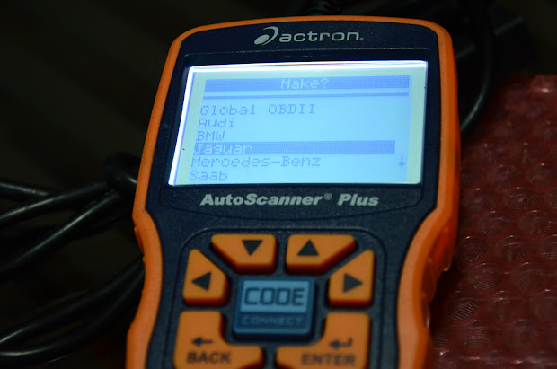 Actron Autoscanner Cp9580 Obd2 Abs Code Scanner