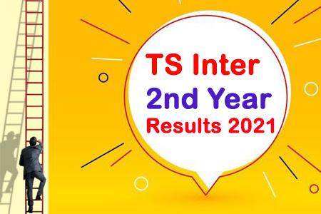 TS Inter 2nd year Results 2021, TS Inter 2nd Year Results