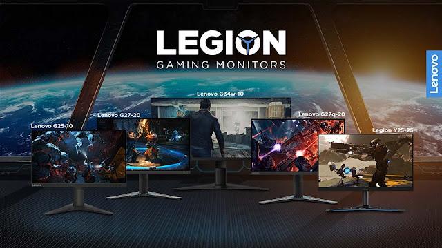 Lenovo gaming monitors
