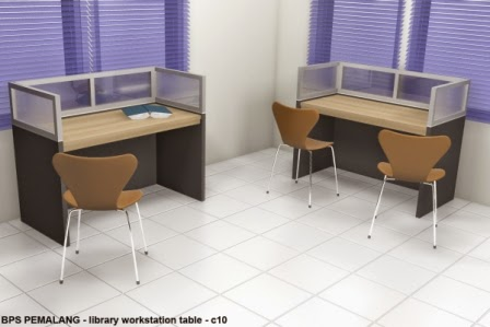 Desain Furniture Interior Kantor Semarang