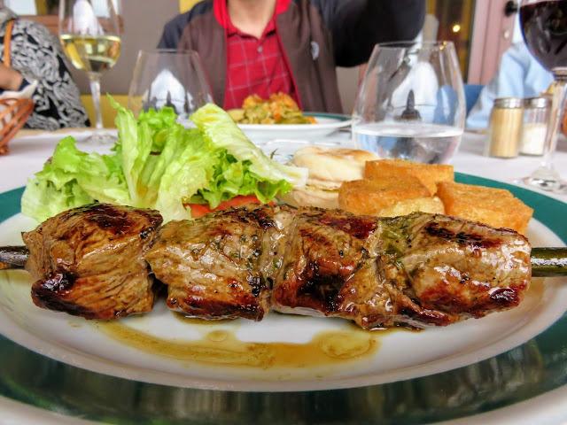 Espetada (Madeiran Beef Skewers)