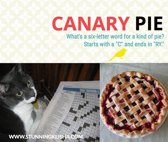 Canary Pie