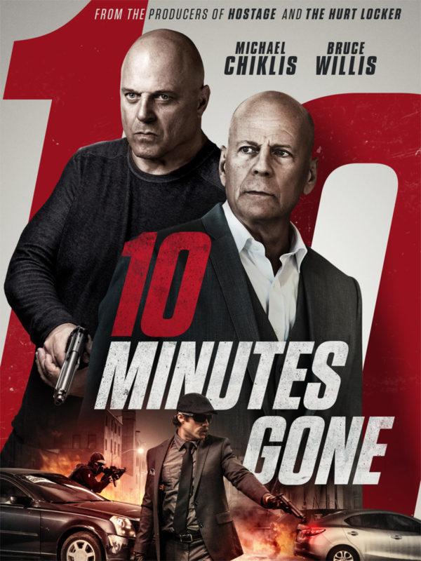 10 Minutes Gone [2019] [DVDR] [NTSC] [Subtitulado]