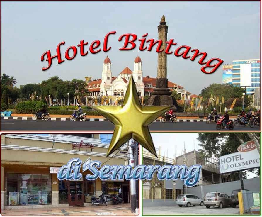 Daftar Nama Alamat Dan Nomor Telepon Hotel Bintang 1 Di Semarang
