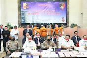 Bareskrim Polri Ungkap Pabrik Pembuatan Uang Dolar Palsu, 20 Orang Ditangkap