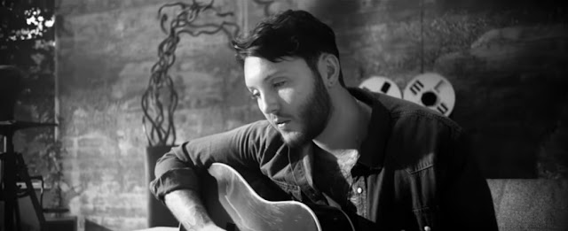 James Arthur Holds UK No.1 Single With 'Say You Won't Let Go'