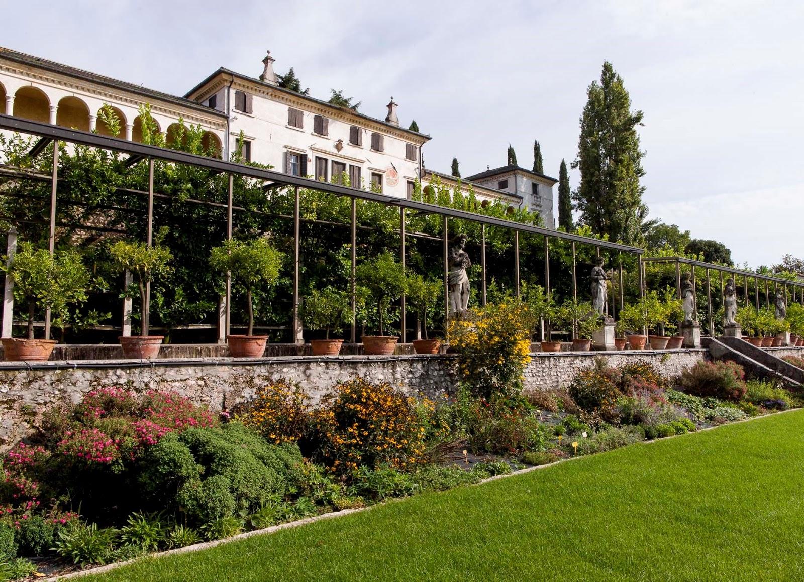 Paesaggi di villa. Architettura e giardini nel Veneto  IL POPOLO VENETO