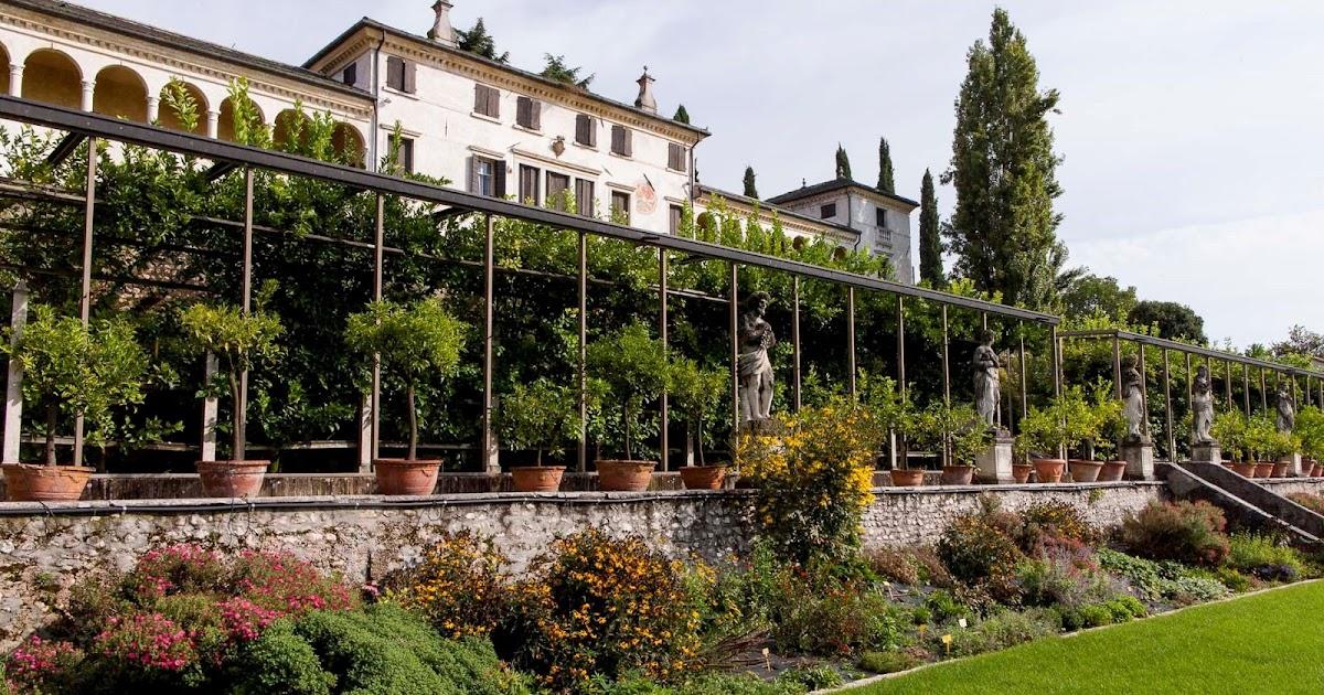Il popolo veneto paesaggi di villa architettura e for Architettura giardini