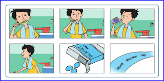 kunci jawaban halamana 58  tema 9 kelas 5 subtema 2 pembelajaran 1