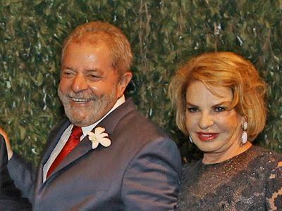 CERCO SE FECHANDO: PF indicia ex-presidente Lula, Marisa e mais três em processo da Lava Jato