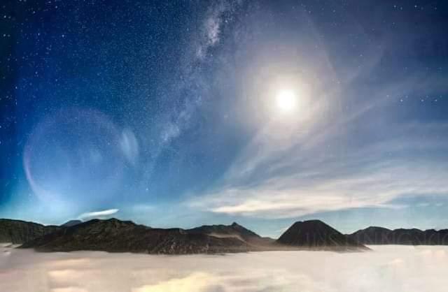 Penanjakan 3, Tempat Melihat Sunset dan Sunrise di Bromo