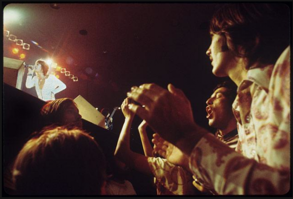 Wonderful Color Pictures of The Rolling Stones' 1972