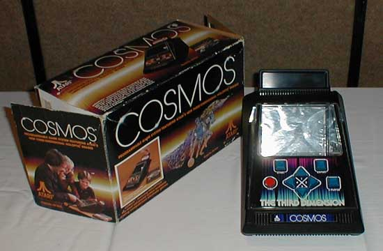 Atari Cosmos (1981)