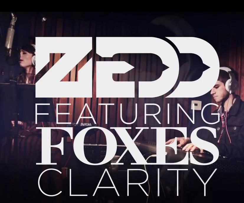 """Biting Zedd's """"Clarity"""" Acoustic Version - Bonne Appetit!"""