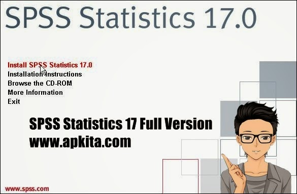 SPSS Statistics 17 Full Version