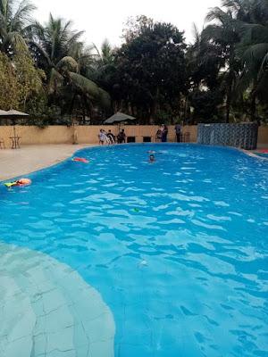 Pubail resort club swimming pool