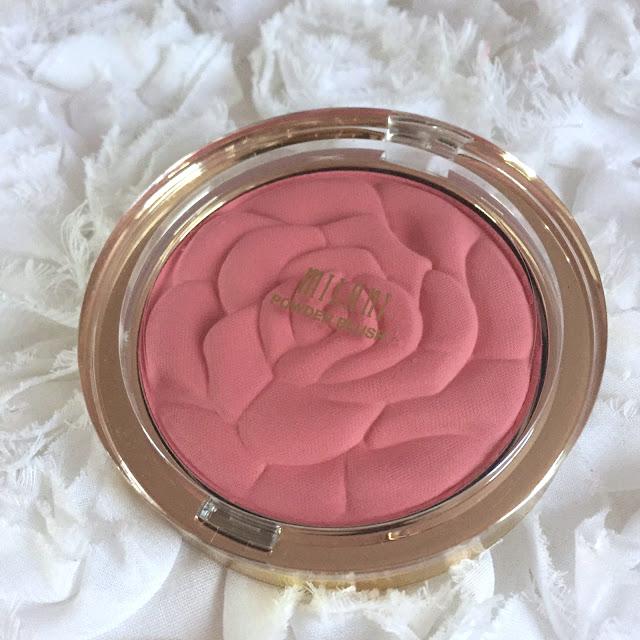Milani Rose Powder Blush In 08 Tea Rose