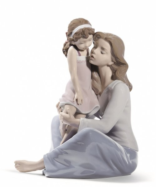 الأم كنز من كنوز الدنيا