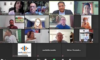 XII Conversatorio Virtual Situación y Retos del Turismo, que desarrolla ADOMPRETUR
