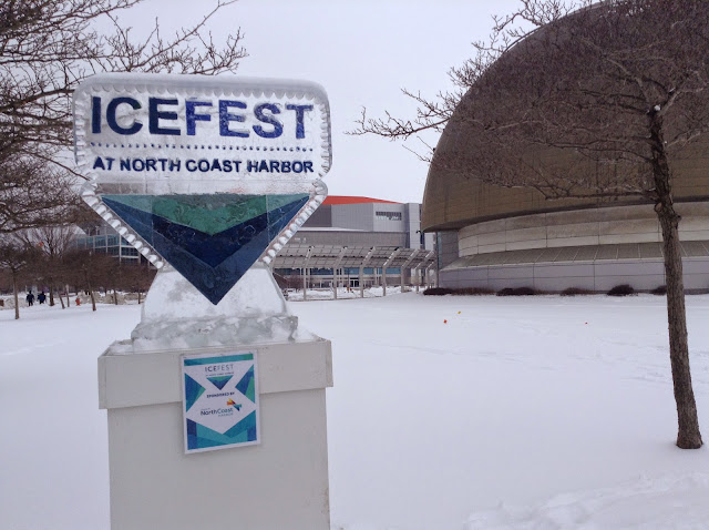 North Coast Harbor IceFest