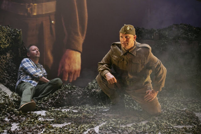 Marcos Fernandez-Barrero: The Soldier's Return - Ian Priestley, Austin Gunn - Opera Sunderland (Photo Mark Savage)