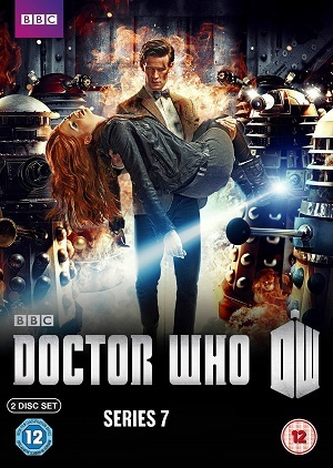 Série Doctor Who - 7ª Temporada 2012 Torrent