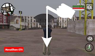 Mod Ganti Ban GTA SA Android