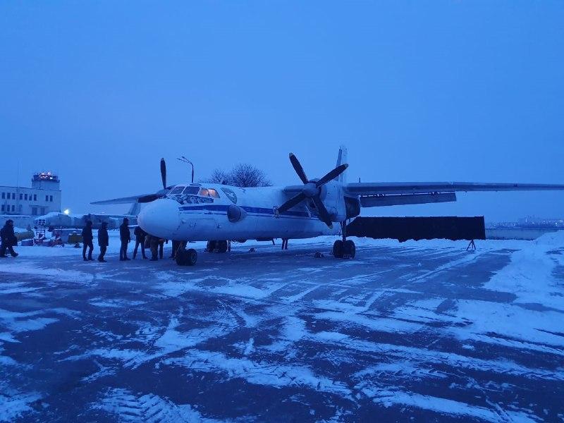 410-й завод прийняв на ремонт ще два літаки