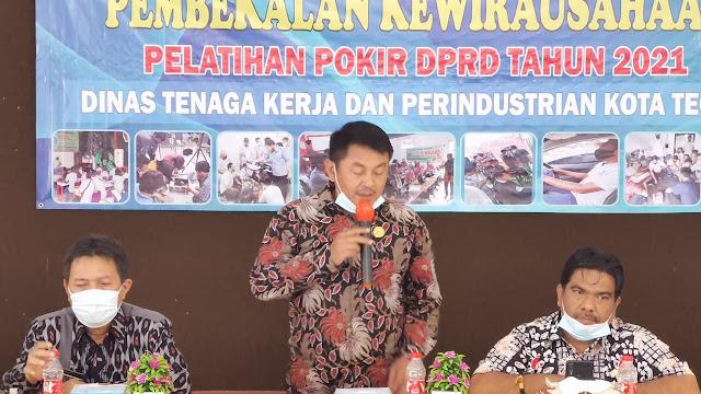 Ketua DPRD Dukung Pemkot Tegal Membangun BLK