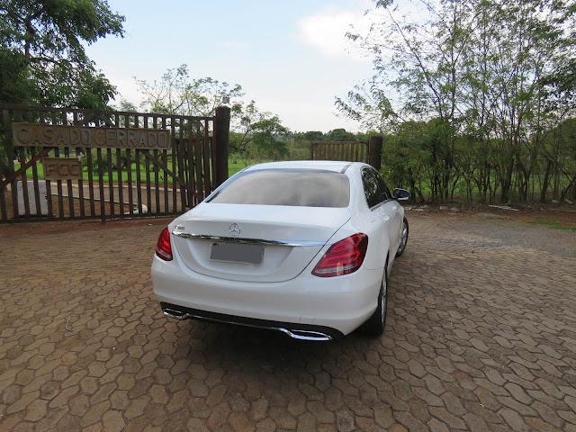 Mercedes-Benz convoca Classe C para recall