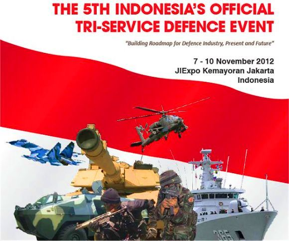 Indo Defence 2012