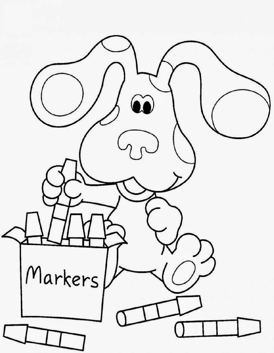 Crayola Color Me KidZone  Printable Coloring Pages
