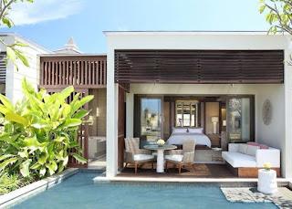 Kemewahan The Ritz-Carlton Bali membawa liburan Anda mengesankan