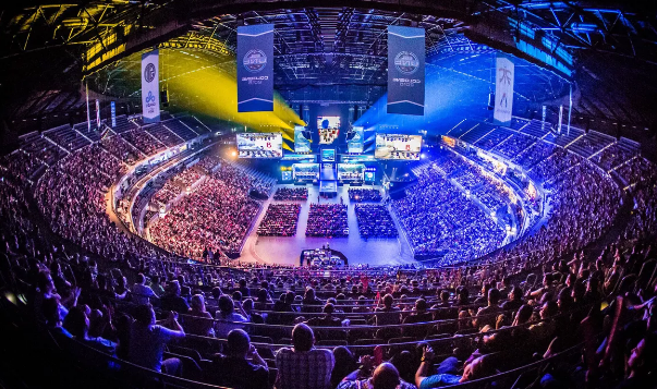 Top ten,  eSports Games,  Highest Earning, world  2017.