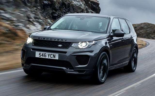 Land Rover Discovery là dòng xe đa năng nhất của Land Rover