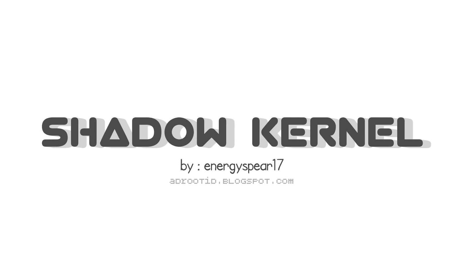 Kernel Shadow Poco F1