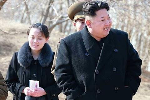 Két hónap után megjelent a nyilvánosság előtt Kim Dzsongun húga