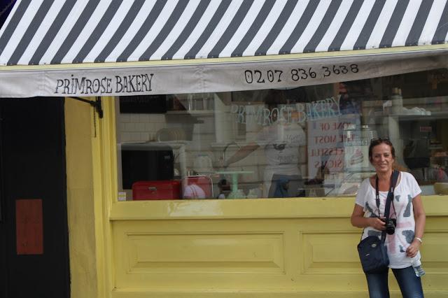 Primrose-Bakery, londres, Covent-Garden