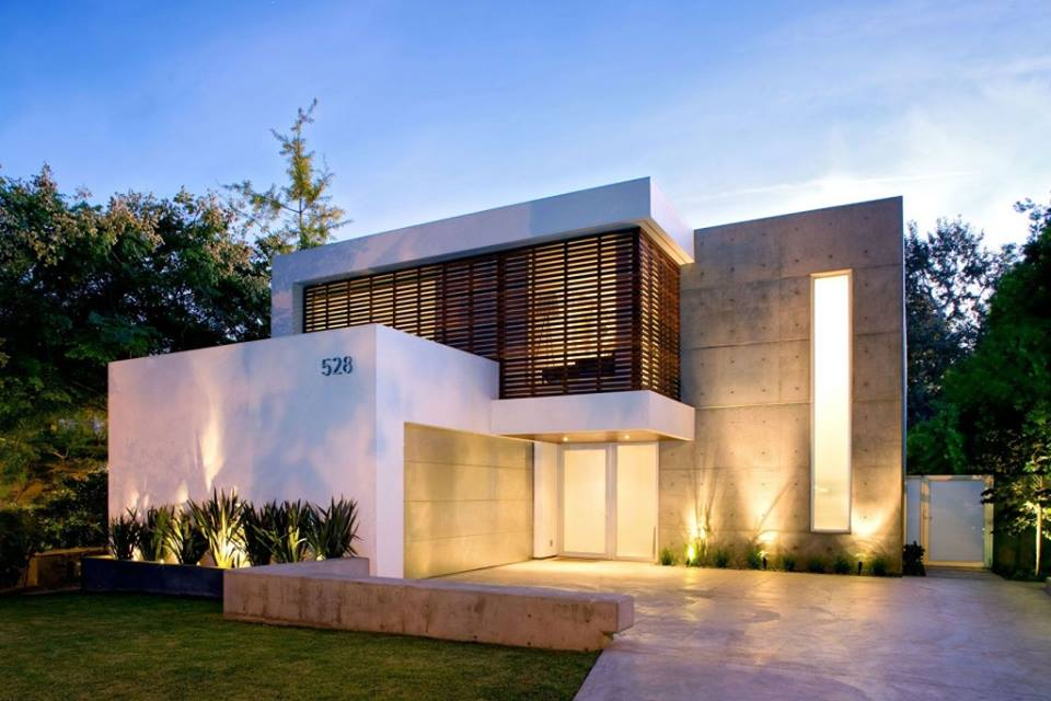 Modern House Facades Inspirations For Those Looking To Renovate
