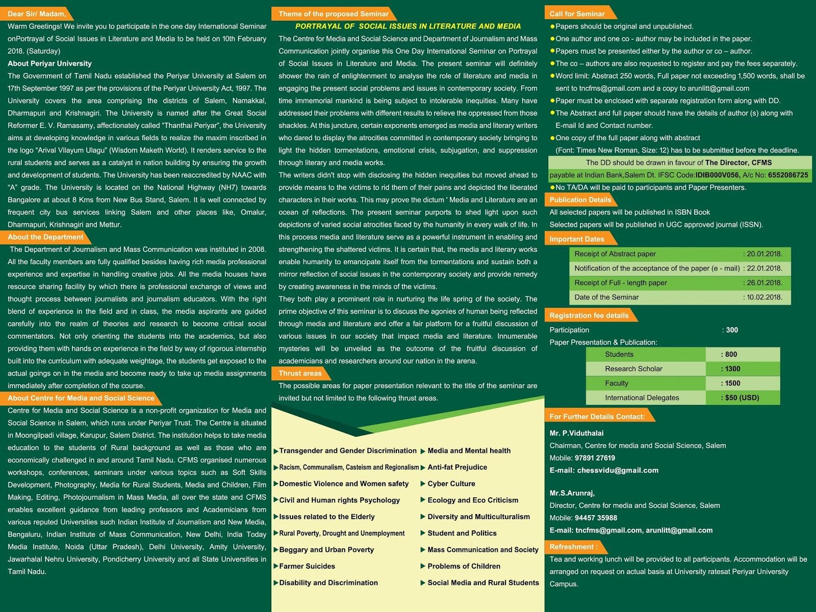 seminar on english language teaching pdf