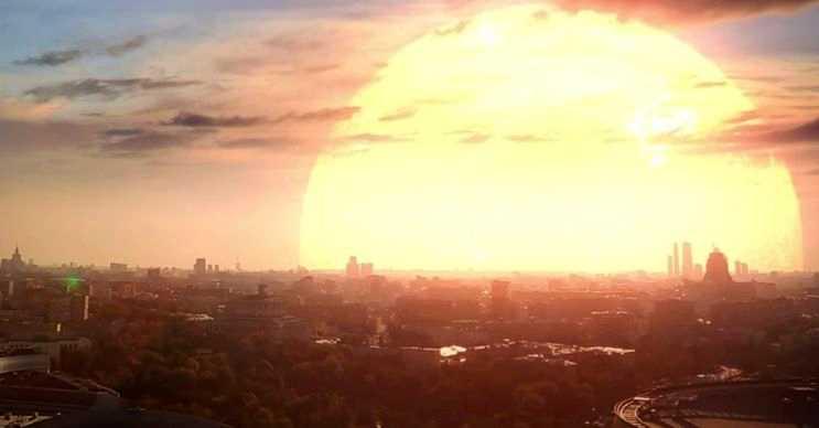Güneşin yakıcı etkisi kısa sürede dünyayı yaşanmaz bir yer haline getirirdi.