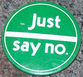 just say no Just say no was the thirty-first episode of season three of impractical jokers and the seventy-sixth episode overall it aired on october 28, 2014 this is the second marriage-related.