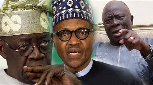 2023: I Knew Buhari Was Deceiving Tinubu – Afenifere Chieftain, Adebanjo Blows Hot
