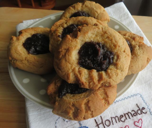 Date Filled Drop Cookies
