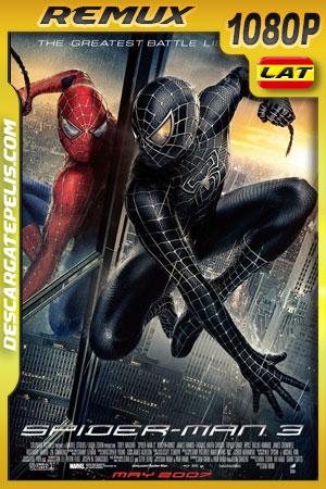 El hombre araña 3 (2007) Remux 1080p Latino – Ingles
