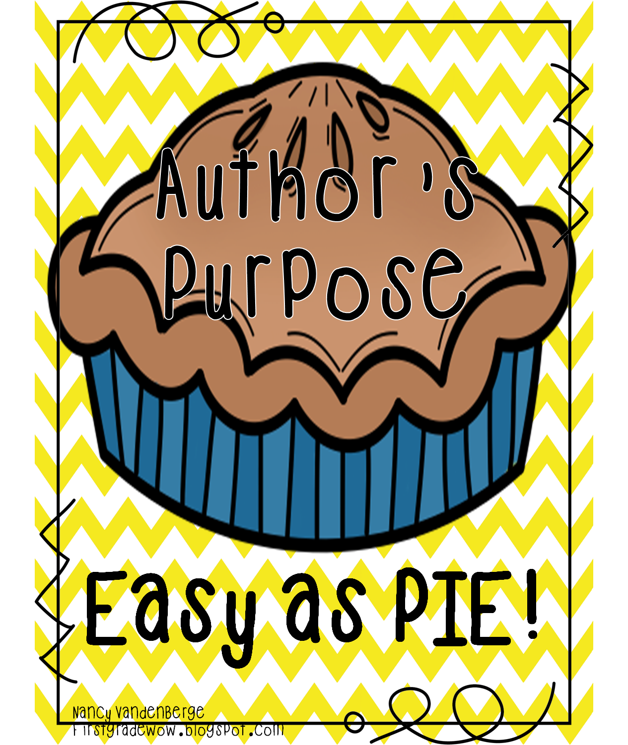 First Grade Wow Author S Purpose