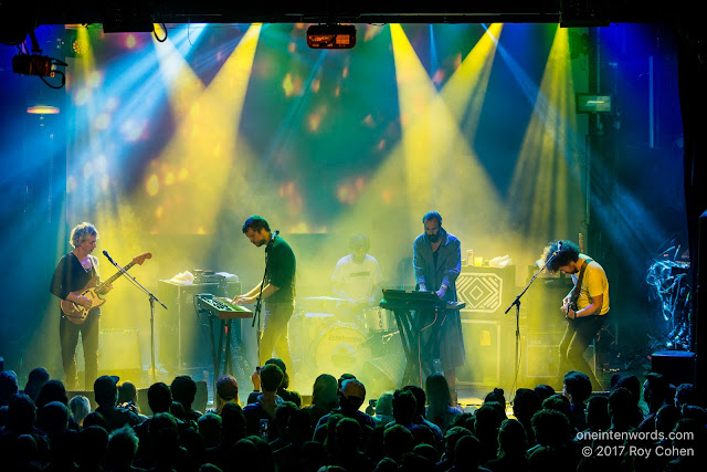 Pond at The Mod Club May 5, 2017 Photo by Roy Cohen for One In Ten Words oneintenwords.com toronto indie alternative live music blog concert photography pictures
