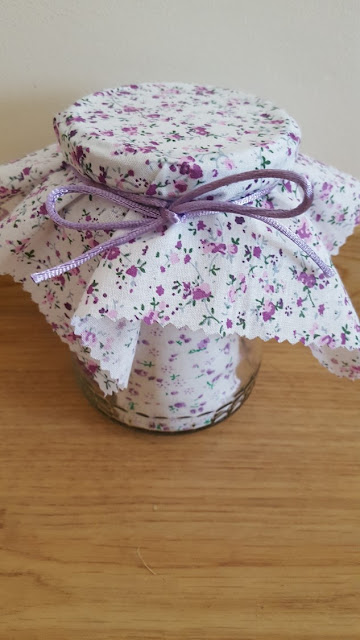 Kitchen Towels in a Jar gift set