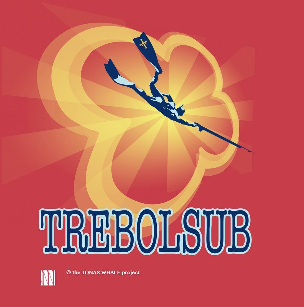 Logotipo inicial Trebol Sub